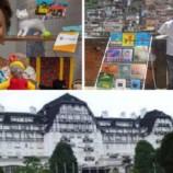 Sesc Quitandinha promove encontro literário nesta quarta-feira