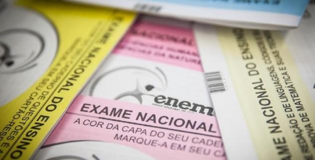 Candidatos ao Enem podem ter isenção da taxa de inscrição através do Cadastro único