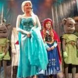 """Theatro Dom Pedro recebe apresentação de """"Frozen – Um musical congelante"""""""