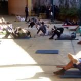 Projeto de ginástica no São Sebastião passa a contar com professor de educação física e nutricionista