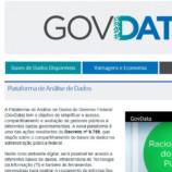 Governo lança plataforma digital que permite acesso rápido a informações