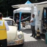 Inspeção gratuita de veículos continua nesta terça em Itaipava nesta terça