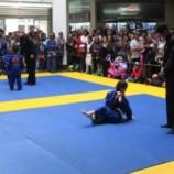 Torneio de jiu-jitsu reúne 80 crianças de projetos sociais no Alto da Serra