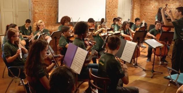 Orquestra de Câmara do Palácio Itaboraí se apresenta no Theatro Dom Pedro