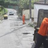 Vias de maior tráfego nos bairros vão receber operação tapa-buraco