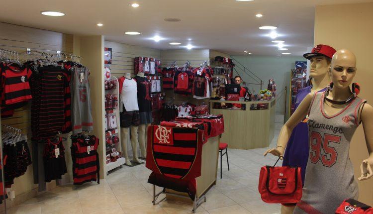 Mundo Fla  loja só com produtos do Flamengo é inaugurada no ... f6fc797ac1b13